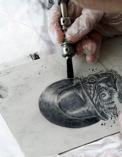 aprender a tatuar realismo