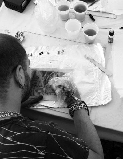 curso tatuaje texturas
