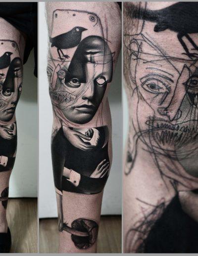 diseños de tatuaje originales