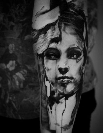 cursos tatuador surrealismo oscuro