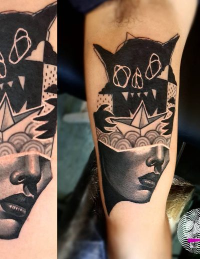 aprende a tatuar ilustración