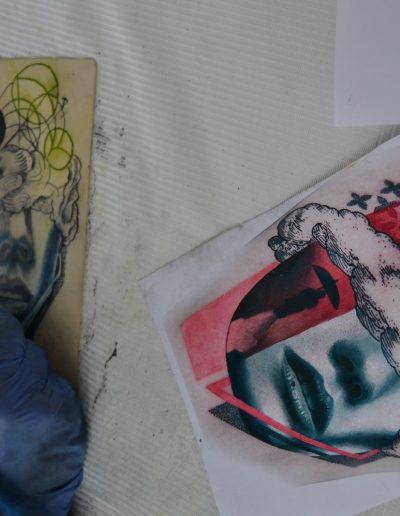 cursos para aprender a tatuar surrealismo