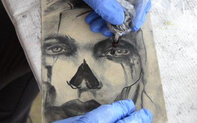escuela de tatuajes dark