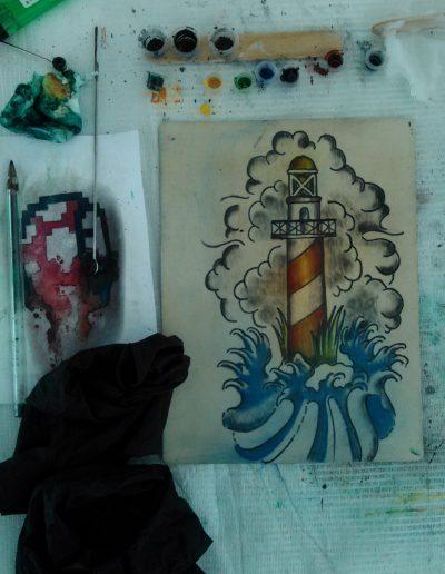 curso tatuajes marinos