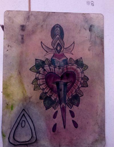 curso de tatuaje vieja escuela