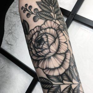 curso de tatuaje dotwork