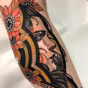 curso de tatuaje neotradicional